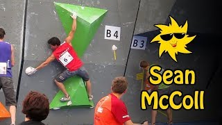 Sean McColl and the Green Pyramid of Doom | Sunday Sends by OnBouldering