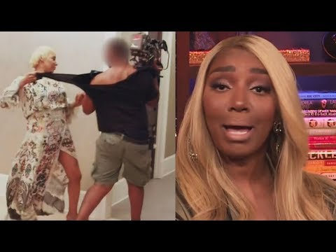 NeNe Leakes Defends Closet Freakout