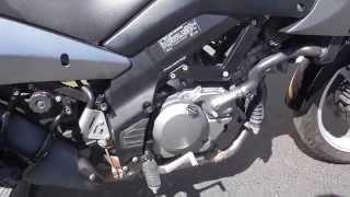 8. 2009 Suzuki V-Strom 650