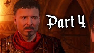 Kingdom Come Deliverance Gameplay Walkthrough Part 4 - AWAKENING (Full Game)
