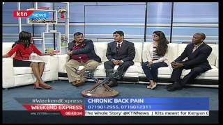 Weekend Express 28th August 2016: Chronic Back Pain part 2