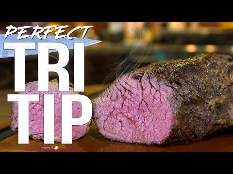 The Perfect Tri Tip in the Oven | SAM THE COOKING GUY 4K