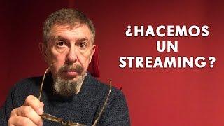 Propongo un streaming en vivo de El Rey va Desnudo como celebración del primer millón de visualizaciones del canal. Opina, propón y sugiere.