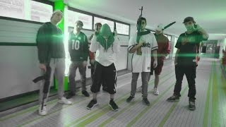Video Foda C (Columbine) - Fond De La Classe (Prod. Chaman) MP3, 3GP, MP4, WEBM, AVI, FLV Mei 2017