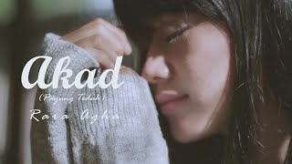 Video Akad - Payung Teduh (Cover) By Rara Agha MP3, 3GP, MP4, WEBM, AVI, FLV Juli 2019