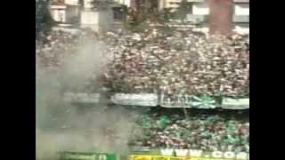 Última rodada do Brasileirão de 2009. No ano do centenário, o Coritiba é rebaixado. As imagens falam por si.... IMAGENS - Alexandre Gimenes, TV Esporte ...