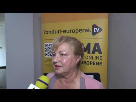 Antreprenoriatul feminin în România - Interviu Liliana Agheorghicesei, Vicepreședinte CNIPMMR