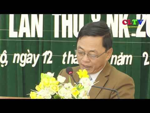 Hội nghị UBMTTQVN huyện lần thứ 8 - 2018