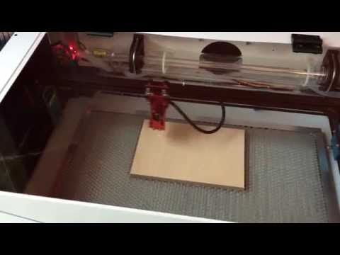 Full Spectrum H-Series Laser/Engraver In Action