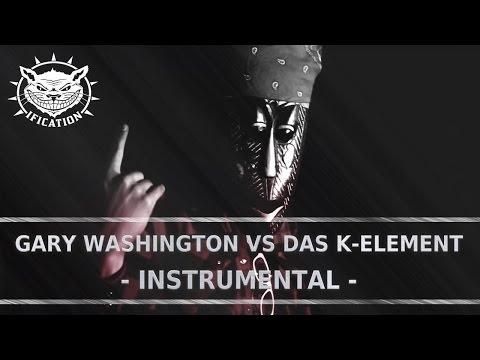 JBB 2014 - Gary Washington vs Das K Element (Instrumental Beat) Ification x Creepa