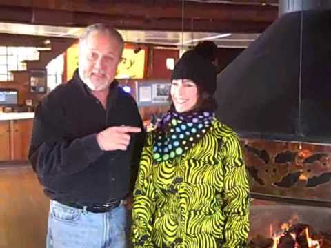 SnowboardSecretsTV - Lauren, editor of www.SnowboardSecrets.com shares her favorite Stratton Mountain lodging. Johnny Seesaw's. Cozy, reasonably priced, old school style with a d...