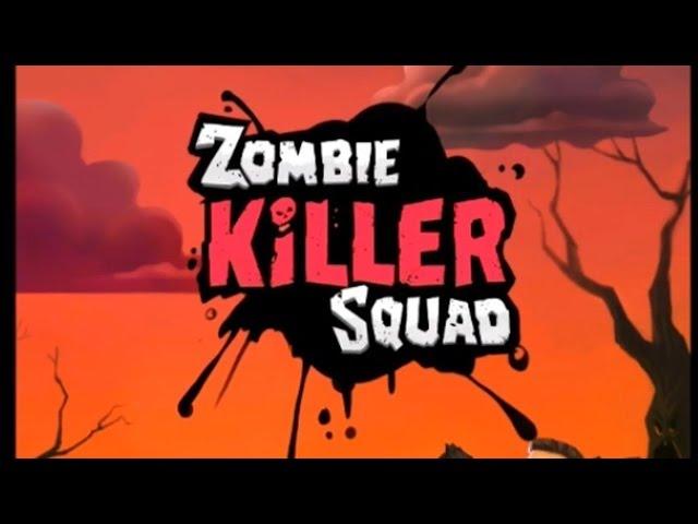Zombie Killer Squad Gameplay Trailer