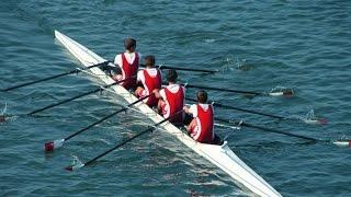 Flüssig und harmonisch übers Wasser gleiten: das Ziel aller Ruderer. Perfekt im Fluss ist, wer den optimalen Bewegungsablauf...