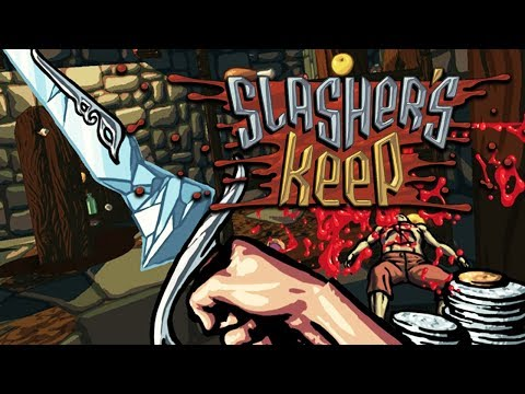 Skyrim + Roguelike = Slasher's Keep