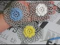 Download Video Tığ işi Örgü motifli fular, şal yapımı & Crochet Knitting bufanda con motivos, construcción chal