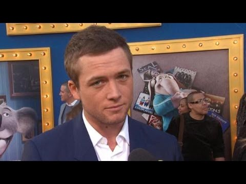 EXCLUSIVE: Taron Egerton Refuses to Wear Tights in New 'Robin Hood' Calls 'Kingsman' Sequel 'Misc…