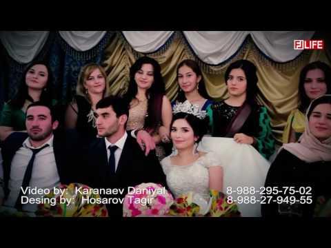 Свадьбы в карабудахкенте