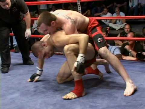 Dan Hardy vs Pat Healy at AFC 10 Oct 30 2004