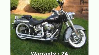 10. 2005 Harley-Davidson Softail Deluxe Features