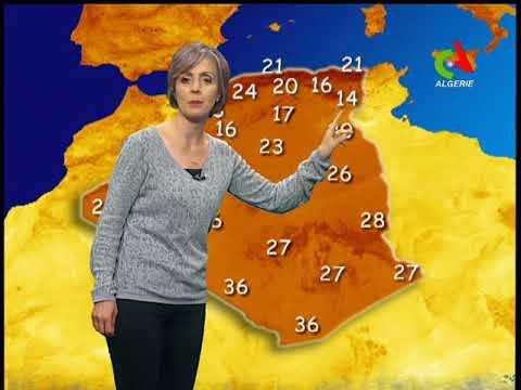 Retrouvez la météo du mercredi 21 novembre 2018 sur Canal Algérie