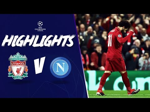 Alisson's Amazing Last-minute Save | Liverpool 1-0 Napoli: Highlights