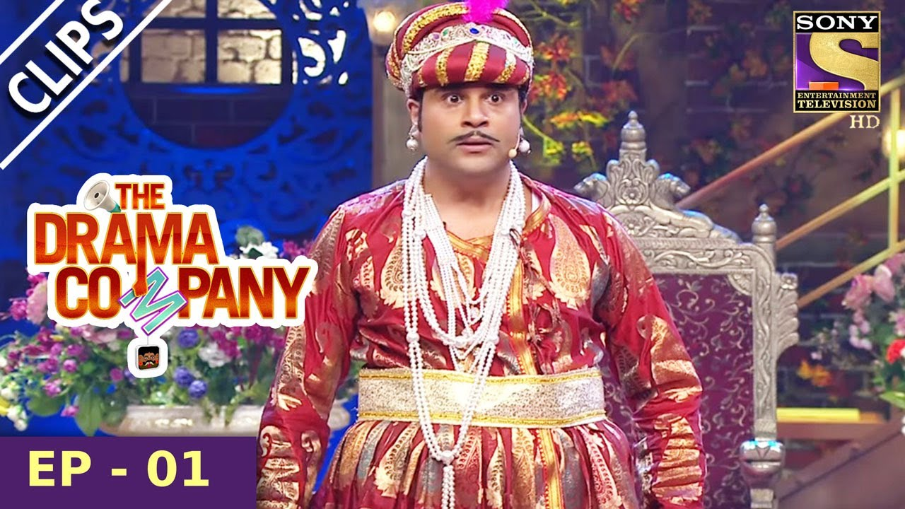 The Drama Company – Krushna As Badshah Jalal-ud-din Akbar – 16th July, 2017