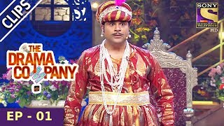Click here to Subscribe to  SetIndia Channel: https://www.youtube.com/user/setindia?sub_confirmation=1Click here to watch all the full episodes of The Drama Company: http://www.sonyliv.com/details/show/5506217906001/The-Drama-CompanyAkbar, played by Krushna Abhishek, is furious when he learns about a thief who has destroyed a favorite mountain of his. Don't miss out on the full episode of The Drama Company to share in the fun.About The Drama Company:---------------------------------------------Cast : Krushna Abhishek, Sudesh Lehri, Sugandha Mishra, Dr. Sanket Bhosale, Ridhima Pandit, Tanaji, Aru Verma, and Mithun Chakraborty.The Drama Company will feature an eclectic mix of the finest comedians in a theatrical plot portraying different characters each week. The show will explore multiple genres of comedy - from topical to physical comedy and offer viewers a complete dose of laughter and unlimited entertainment. Starring Mithun Chakraborty as Shambu Dada,  the ring master of a crew of highly misfit characters including Ali Asgar, Dr. Sanket Bhosale, Sugandha Mishra, Krushna Abhishek, Sudesh Lehri, Ridhima Pandit, Tanaji and Aru Verma. Every episode will feature the team of misfits aspiring to make a blockbuster play to impress Shambhu Dada in exchange for a promise of a world tour. But as luck would have it, nothing will go right. The hilarious turn of events will push the madcap team to start afresh with a brand-new play every week. Little do they know that Shambu Dada is a sham, whose is running his own business by selling tickets for the play.Dear Subscriber, If you are trying to view this video from a location outside India, do note this video will be made available in your territory 48 hours after its upload time.More Useful Links :Visit us at : http://www.sonyliv.comLike us on Facebook : http://www.facebook.com/SonyLIVFollow us on Twitter : http://www.twitter.com/SonyLIV Also get Sony LIV app on your mobileGoogle Play - https://play.google.com/store/apps/detail