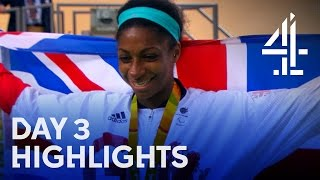 Rio Paralympics 2016 | Highlights of Day 3