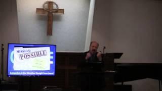 Sermon - August 21, 2016