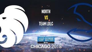 North vs Team LDLC - IEM Chicago 2018 - map2 - de_nuke [ceh9]