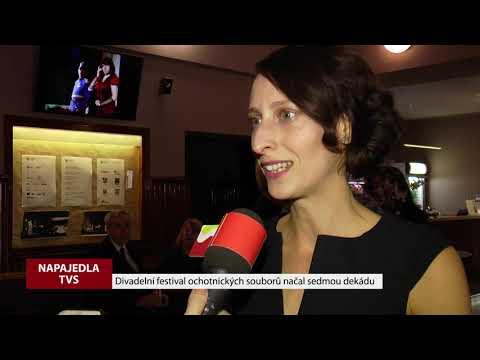 TVS: Napajedla - Divadelní festival ochotnických souborů