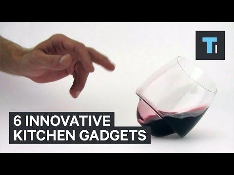 6 инновационные кухонные гаджеты