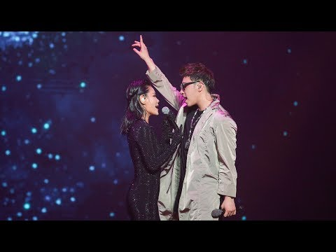 潘瑋柏 Will Pan  - Moonlight (feat. TIA RAY 袁婭維) 【Official Live Video】