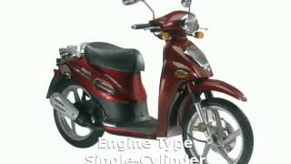 10. 2009 KYMCO People S 250 Details & Info
