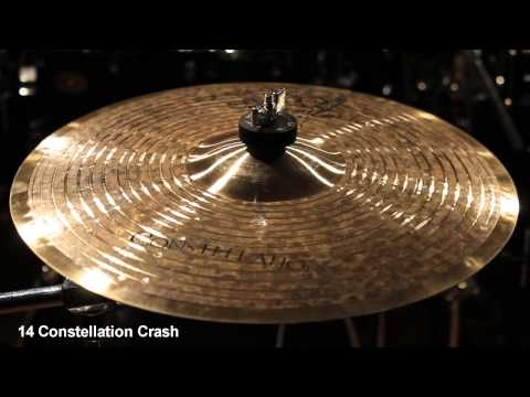 Supernatural Cymbals 14 Constellation Crash