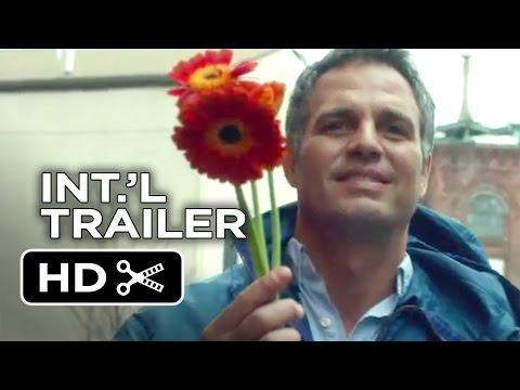 Infinitely Polar Bear Official International Trailer #1 (2015) - Mark Ruffalo, Zoe Saldana Movie HD