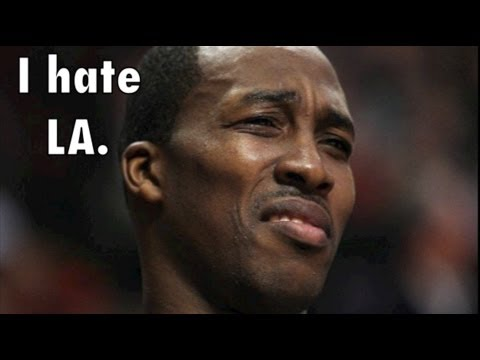 Trade Dwight Howard from the Lakers? Nah! What Do You Think?