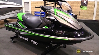 2. 2017 Kawasaki STX-15F Jet Ski - Walkaround - 2017 Toronto Boat Show