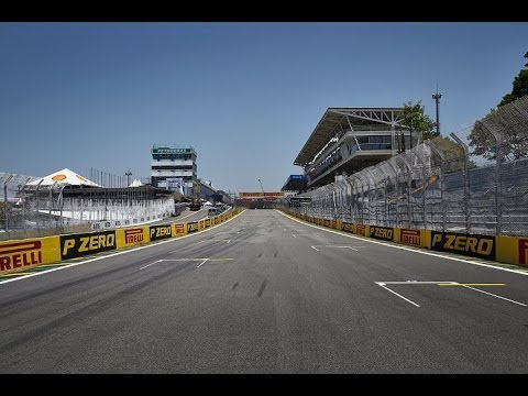 A guide to the Interlagos circuit