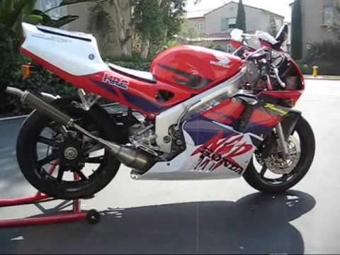 NSR 250R SP MC28 sound