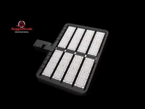 480 Watt PRO Series LED Parking Lot Lights
