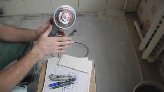 Приемы безопасной работы с болгаркой (видео)