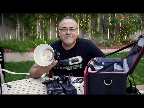 Aputure Light Storm COB 120T Unboxing