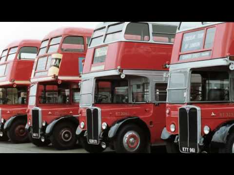 Preserved Buses @ Alan's Bus Gallery