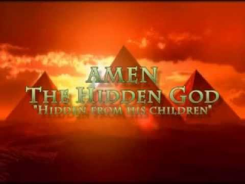 Amen The Hidden God