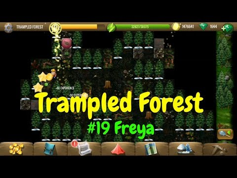 Trampled Forest - #19 Freya - Diggy's Adventure