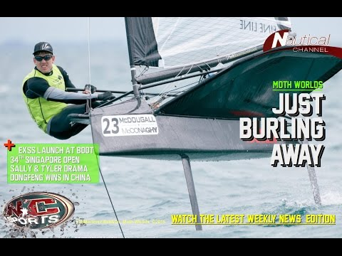 EXSS Launch at BOOT, Sally & Tyler Face Fear, Dongfeng Wins China Leg, Singapore Open