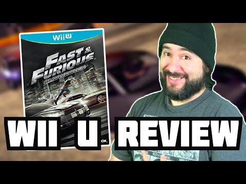 Fast and Furious : Showdown Wii U