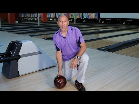 How to Create Rotation on the Ball | Bowling