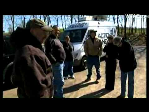 Property Owners Fighting Gas Company's Last-Minute Drilling Plans: WTAE 03-27-12